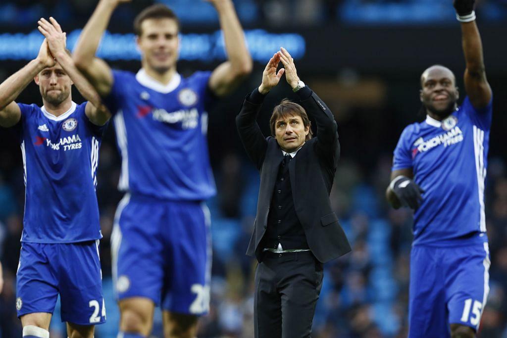 Pantasnya nasib berubah... Conte kini di awang-awangan