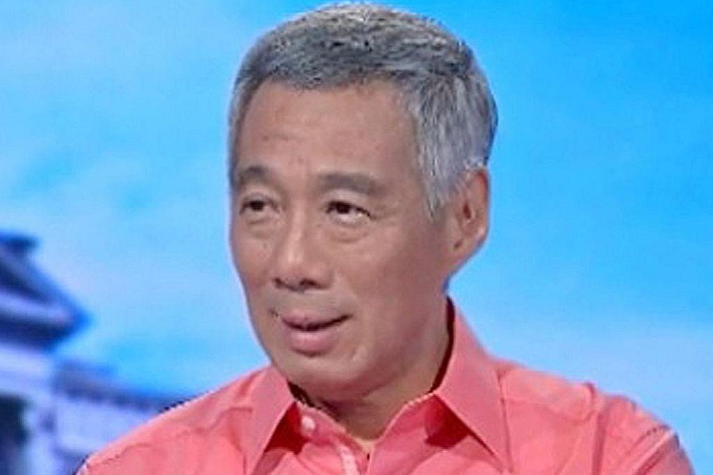 Tahniah dari PM Lee kepada pasukan silat negara