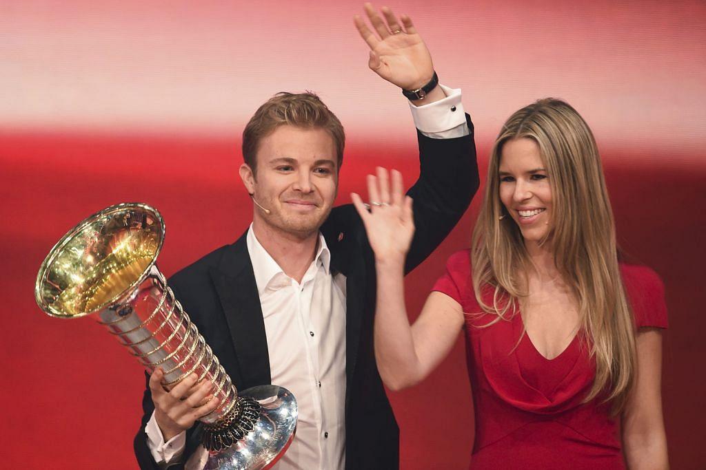Rosberg buka lembaran baru...
