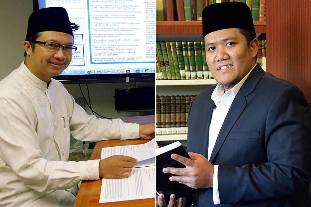 Penulis esei digalak serta peraduan Cabaran Mufti