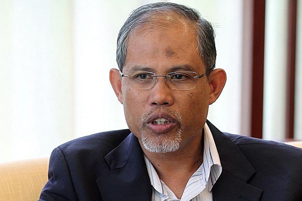Masagos: M'sia, S'pura perlu cari jalan perbaiki bekalan air Sungai Johor