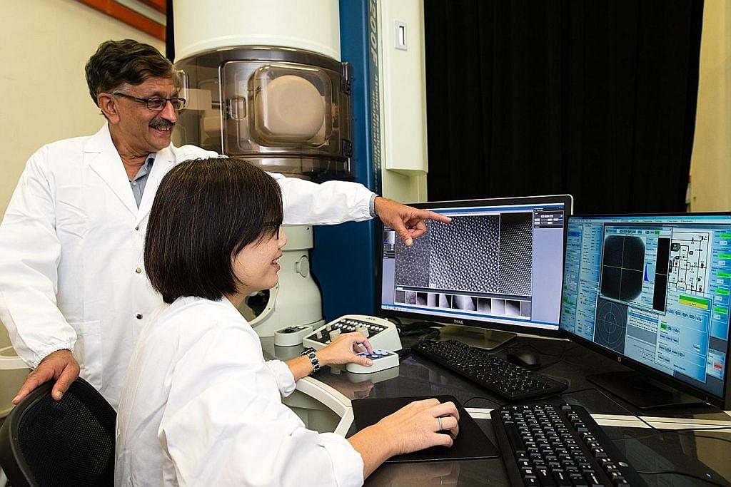 NTU, NUS teroka sempadan baru sains bahan