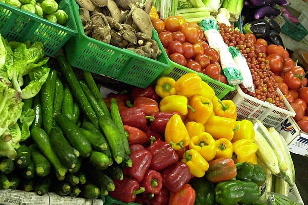 Sayur berpotensi kurangi risiko penyakit kronik dan kegemukan