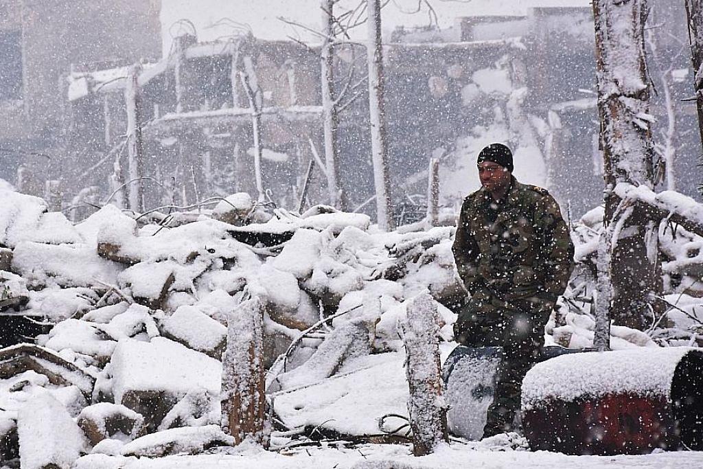 PBB tubuh panel siasat jenayah perang di Syria