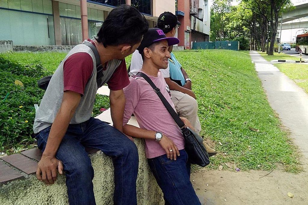 Rezeki mencurah bagi pekerja Malaysia di sini