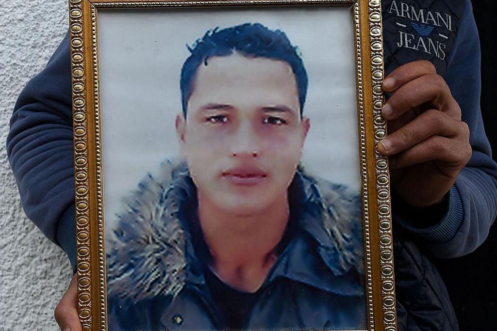 Seorang lagi warga Tunisia ditahan