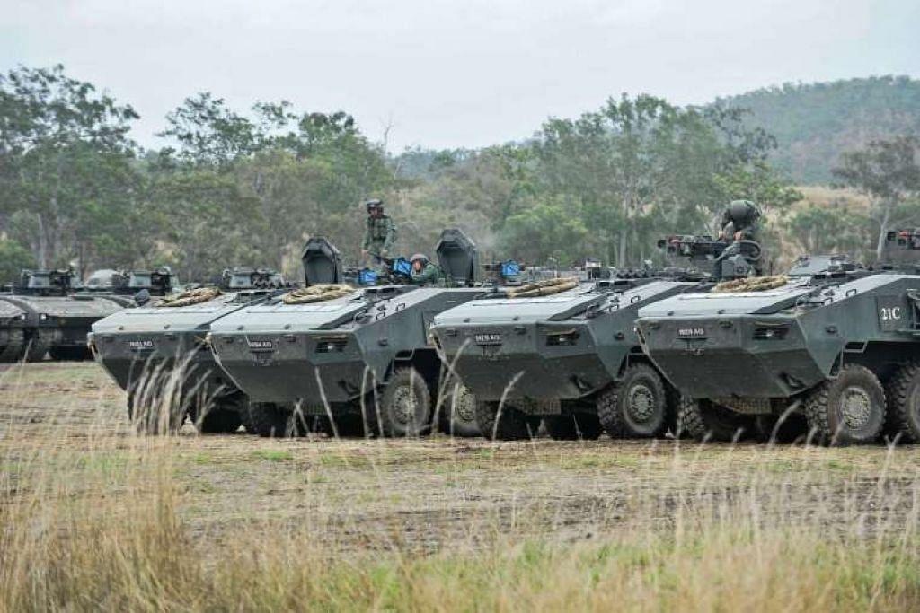 Penahanan sembilan kenderaan pengangkut infantri Terrex Angkatan Bersenjata Singapura (SAF) di Hong Kong tidak mematuhi undang-undang antarabangsa atau Hong Kong, Menteri Pertahanan Ng Eng Hen memberitahu Parlimen pada Isnin (9 Jan).