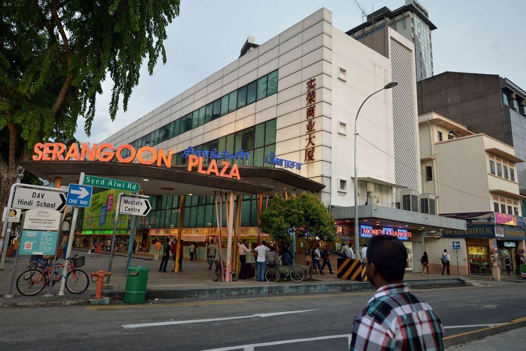 Serangoon Plaza akan dirobohkan dan tapaknya dibangunkan semula pemiliknya, Feature Development, sebagai Centrium Square, sebuah pembangunan bercampur, termasuk unit pejabat, perubatan dan runcit.