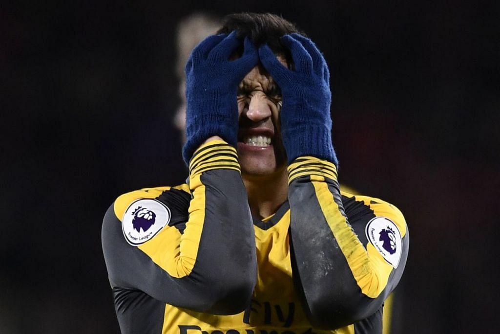 Pengakuan penyerang Arsenal dan pemain antarabangsa Chile, Alexia Sanchez, 28 tahun, bermakna dia mungkin  didenda dan dijatuhi hukuman penjara tanpa tahanan.