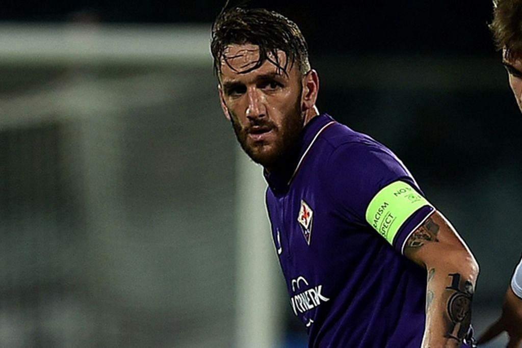 Gonzalo Rodriguez (Fiorentina, Serie A) – Foto-foto AFP, REUTERS