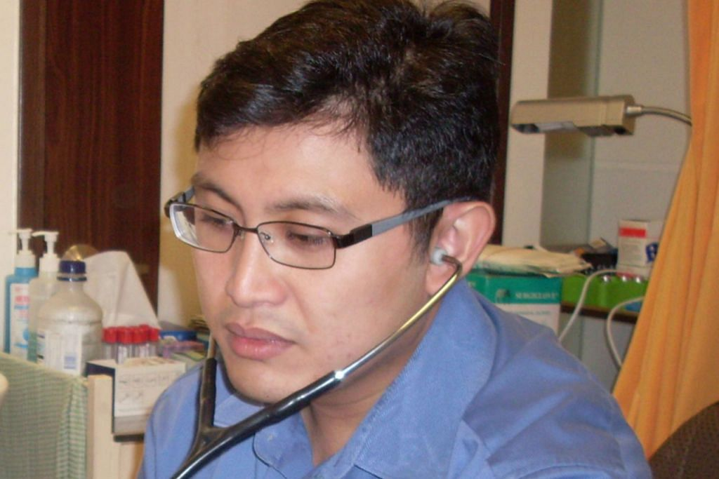 DR SAIFUL NIZAM SUBARI: Penyusunan semula akan dapat membantu memperbaiki peralihan penjagaan. - Foto fail