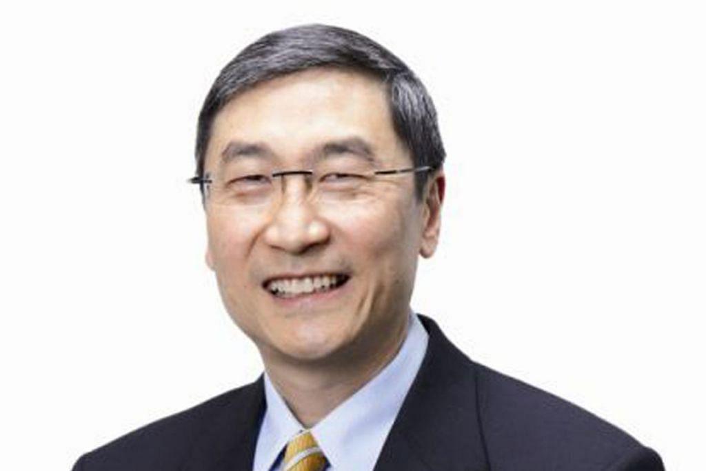 Profesor John Wong Eu Li