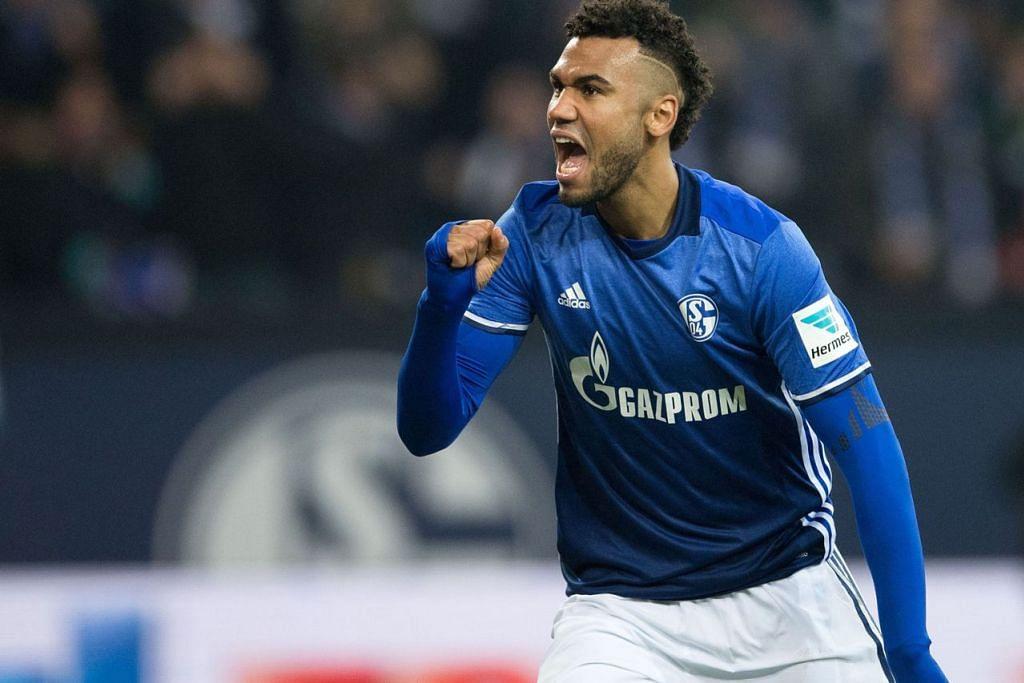 Eric Maxim Choupo-Moting (Schalke, Bundesliga) - Foto-foto AFP, REUTERS