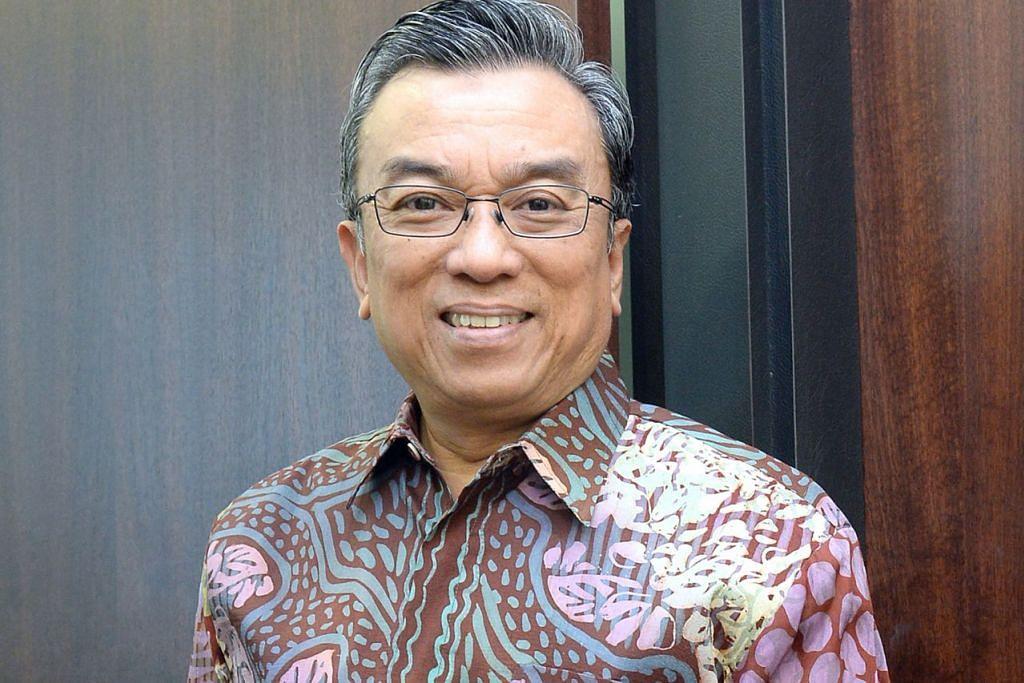 Encik Suhaimi Salleh, CEO bagi SSA Consulting Group.