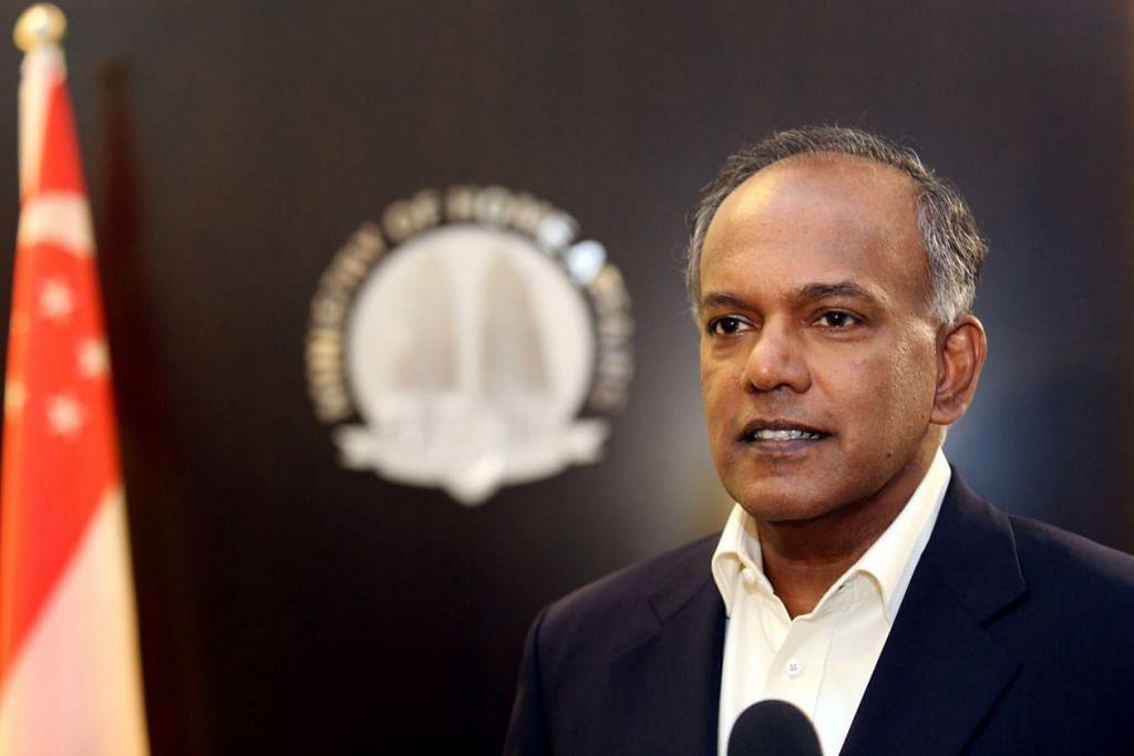 Encik Shanmugam berkata bergenerasi anggota Perkhidmatan Negara (NS) telah menyumbang kepada keamanan, kestabilan dan kemajuan yang Singapura nikmati hari ini.