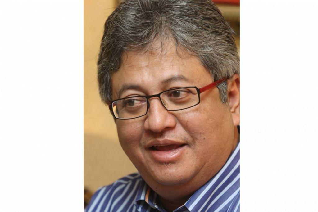 DATUK ZAID IBRAHIM: Sertai DAP kerana rasa selesa dengan parti itu.