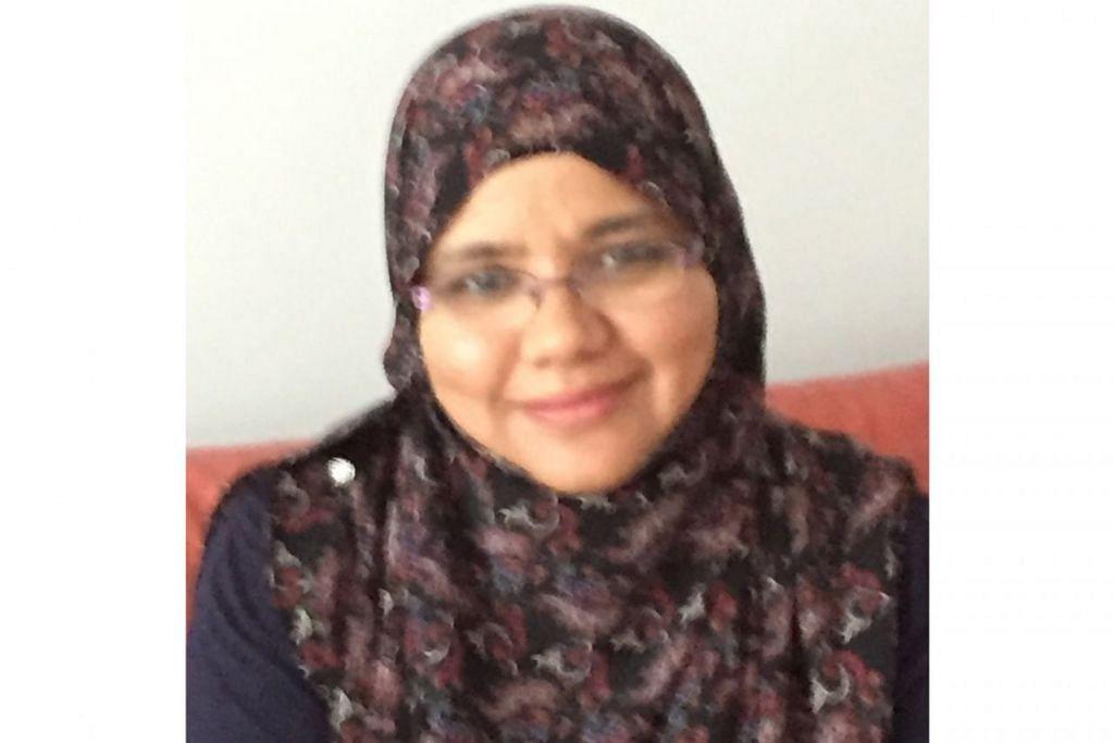 Siti Laila Omar Bentalib.