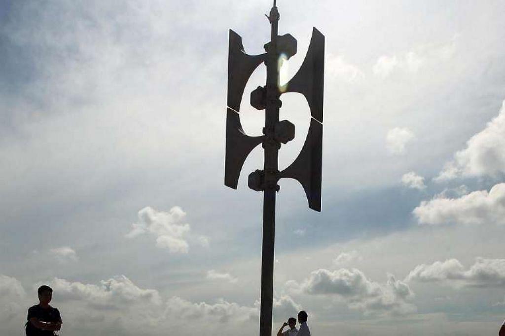 Semboyan sebagai isyarat menandakan 'Mesej Penting' isyarat akan dibunyikan melalui sistem rangkaian Singapura Amaran Awam akan berkumandang Rabu ini.