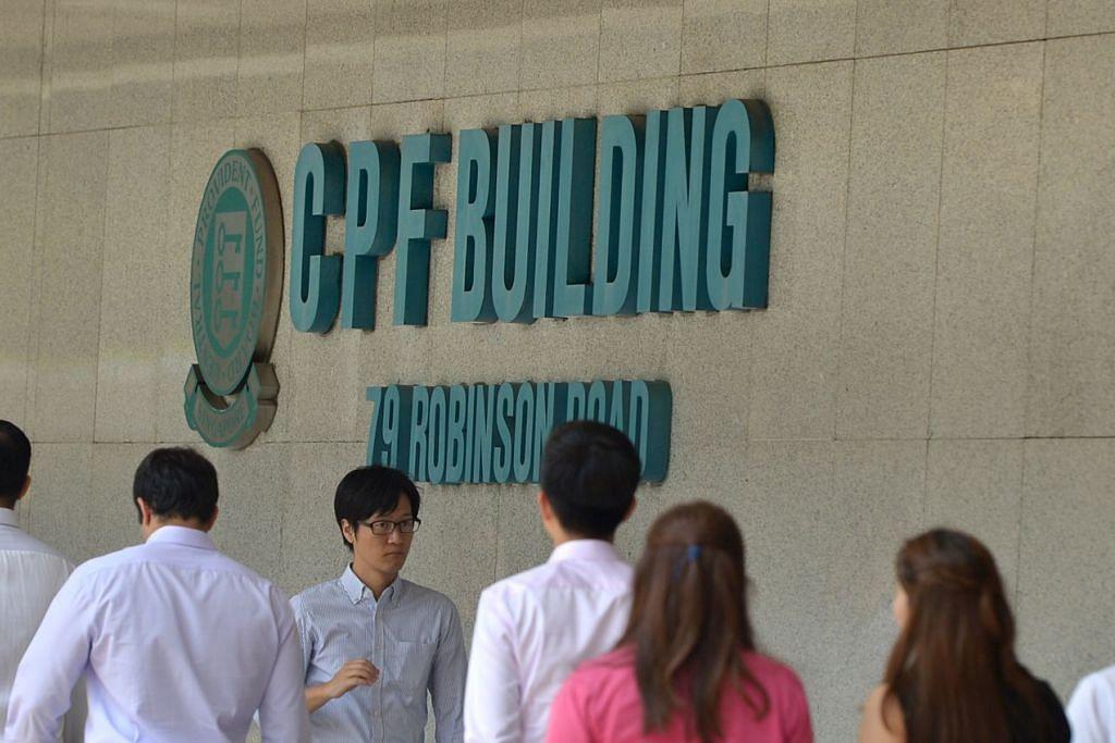 Ahli CPF akan terus mendapat kadar faedah tahunan hingga 3.5 peratus pada Akaun Biasa.