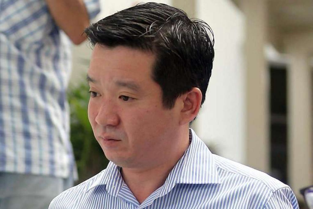 Howard Shaw Chai Li tiba di Mahkamah Negara.