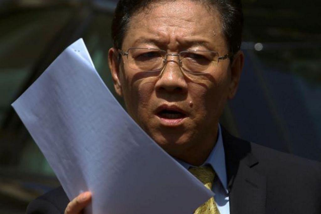 BIDAS M'SIA: Duta Besar Korea Utara ke Malaysia, Encik Kang Chol. - Foto: mStar Online