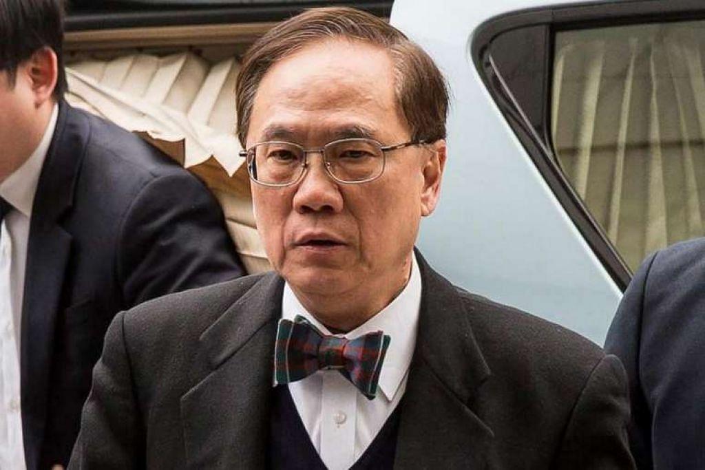 Bekas Ketua Eksekutif Hong Kong Donald Tsang dipenjara 20 bulan kerana salah laku dalam berprofil tinggi kes rasuah berprofil tinggi.