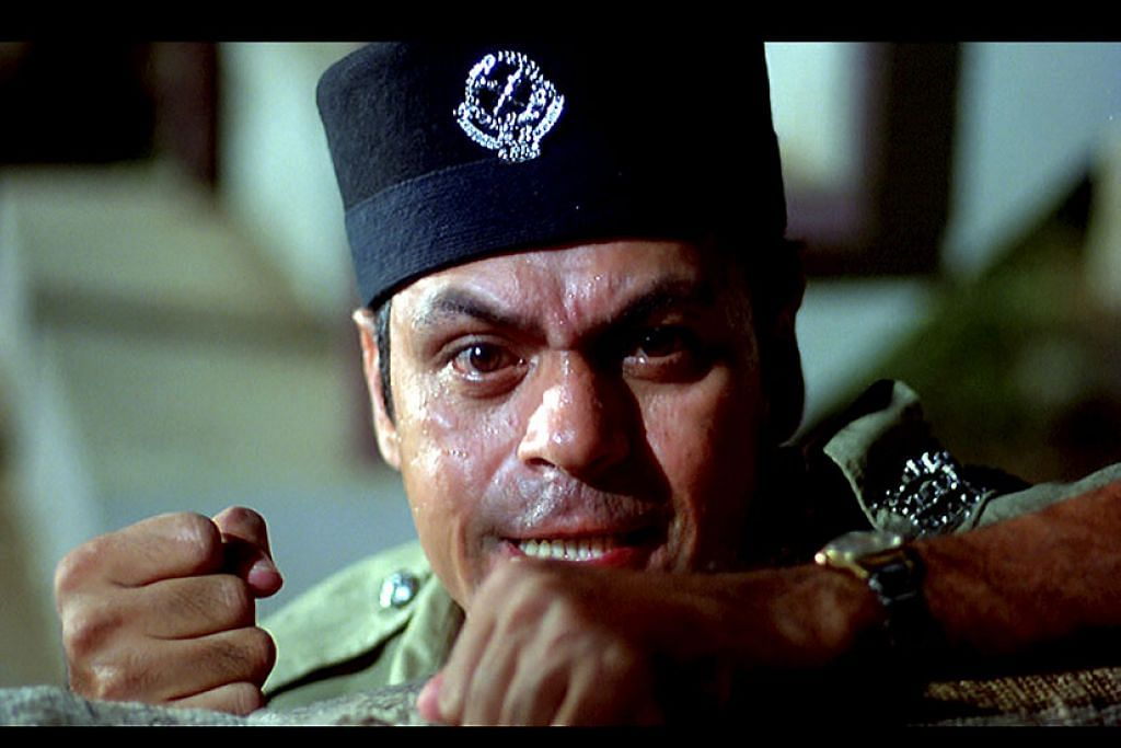 BELASUNGKAWA Berdisiplin, tegas sikap Jins Shamsuddin