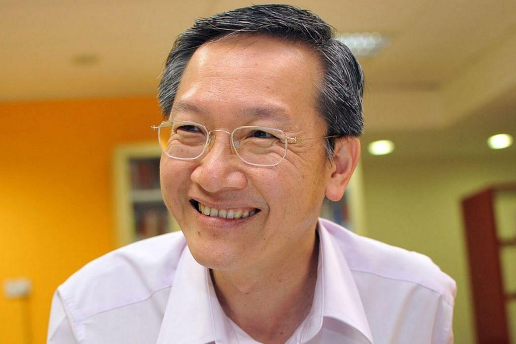Encik Sam Tan.