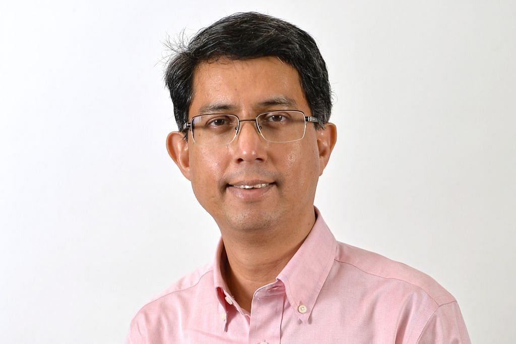 Profesor Madya Muhammad Faishal Ibrahim.