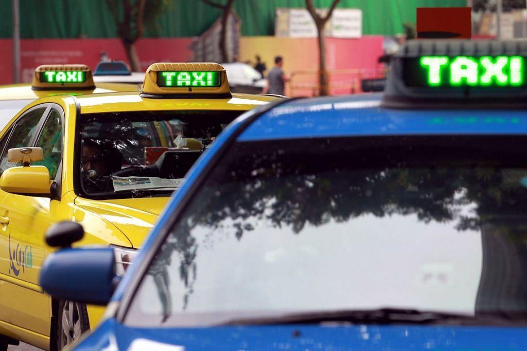 Penyelidik daripada NUS dan Universiti Hong Kong mendapati teksi kuning lebih ketara daripada teksi biru pada waktu siang dan ketika di bawah cahaya lampu jalan raya.