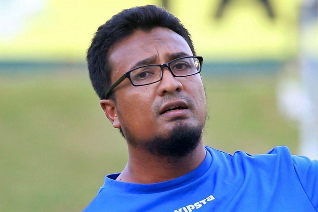 Bekas jurulatih Tampines Rovers, Akbar Nawas
