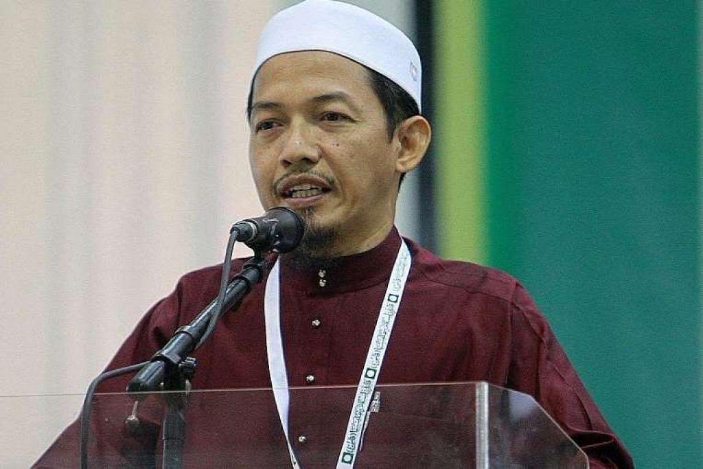 Ketua Pemuda PAS, Nik Abduh Nik Aziz, hanya mendapat 37 undi berbanding 207 yang dimenangi penyandang kerusi bahagian Pengkalan Chepa, Dr Izani Husin.