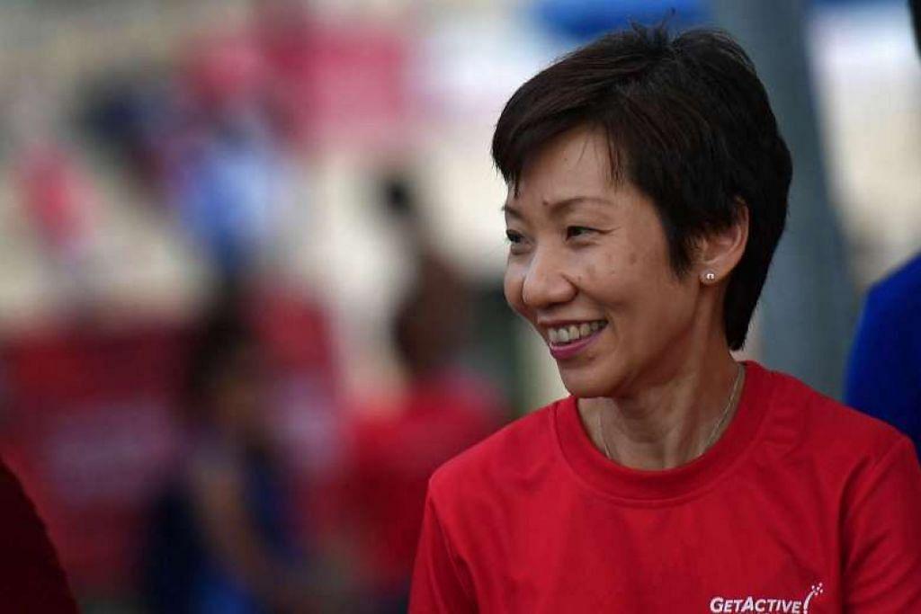 Menteri Kebudayaan, Masyarakat dan Belia Grace Fu berkata banyak lagi yang boleh dilakukan untuk mengukuhkan kepelbagaian jantina dalam kepimpinan korporat.
