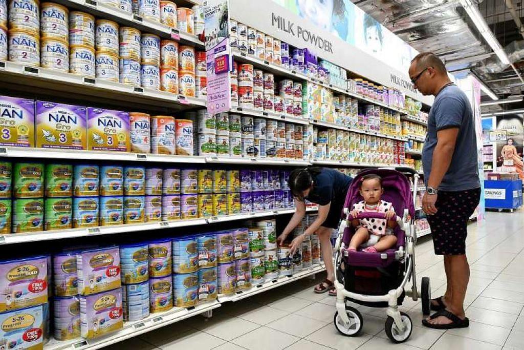 Beberapa syarikat susu tepung mengatakan harga susu tepung naik ekoran penyelidikan dan pembangunan bagi meningkatkan formula, dan kenaikan kos penghasilannya.