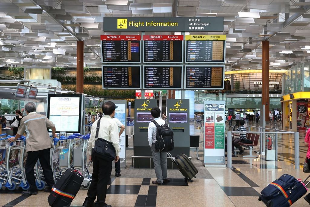 Secara keseluruhan, 12,000 kerusi penerbangan sehala setiap minggu dari Singapura akan ditambah secara beransur-ansur, dengan kira-kira dua pertiga daripada pertumbuhan itu di laluan Asia.