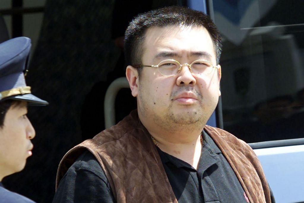 TANDA TANYA: Mayat Kim Jong-nam, yang dipercayai diterbangkan ke Beijing, China petang semalam (27 Mac) dikatakan tidak benar sebaliknya didakwa dihantar semula ke Institut Perubatan Forensik Negara (IPFN), Hospital Kuala Lumpur (HKL) malam tadi. - Foto AFP