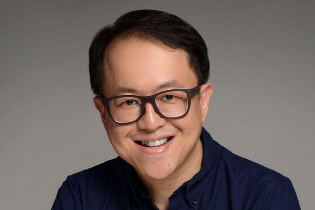 Presiden Majlis Perusahaan Perabot Singapura (SFIC), Encik Mark Yong.