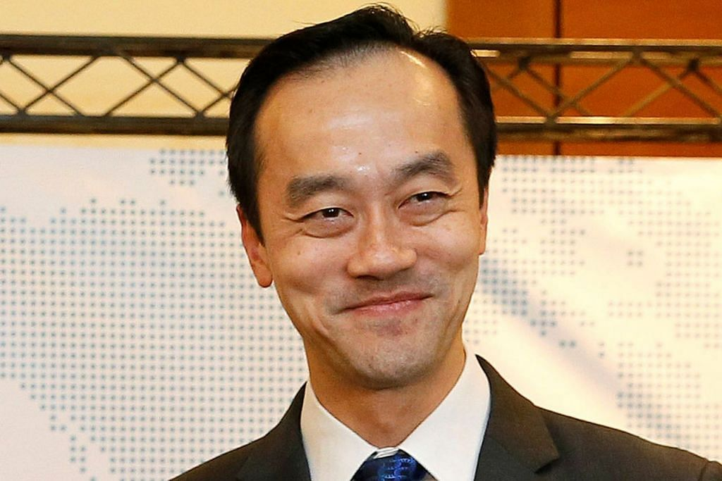 MENTERI NEGARA KANAN: Dr Koh Poh Koon.
