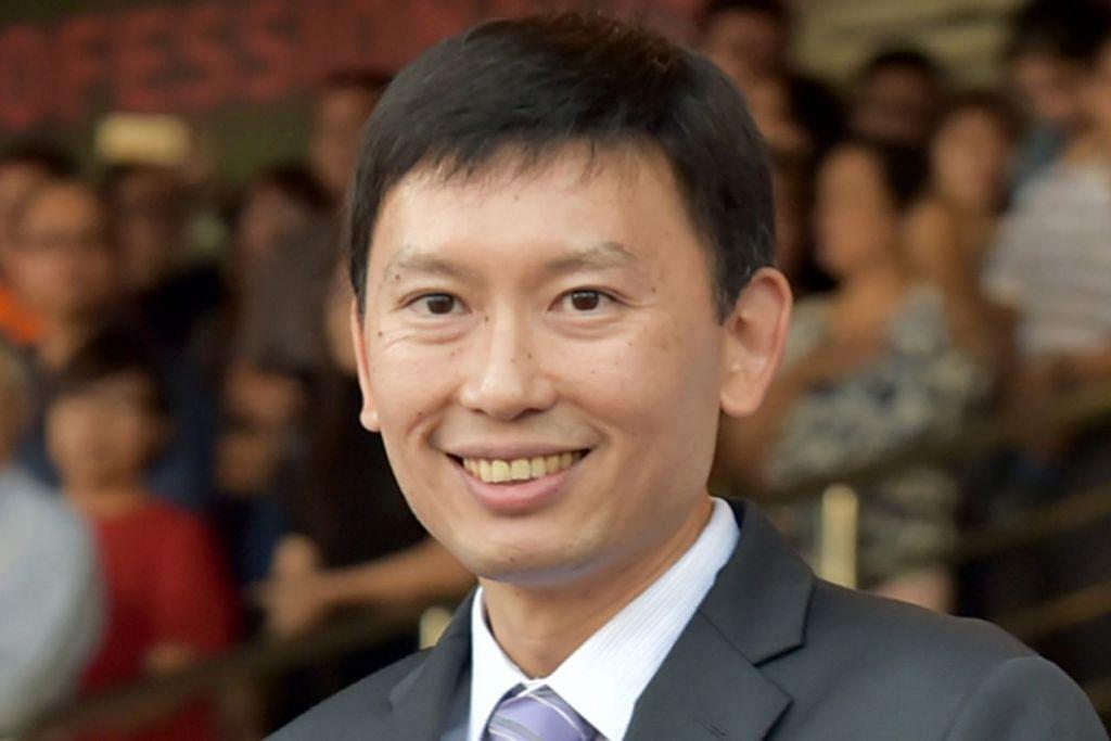 MENTERI NEGARA KANAN: Encik Chee Hong Tat.