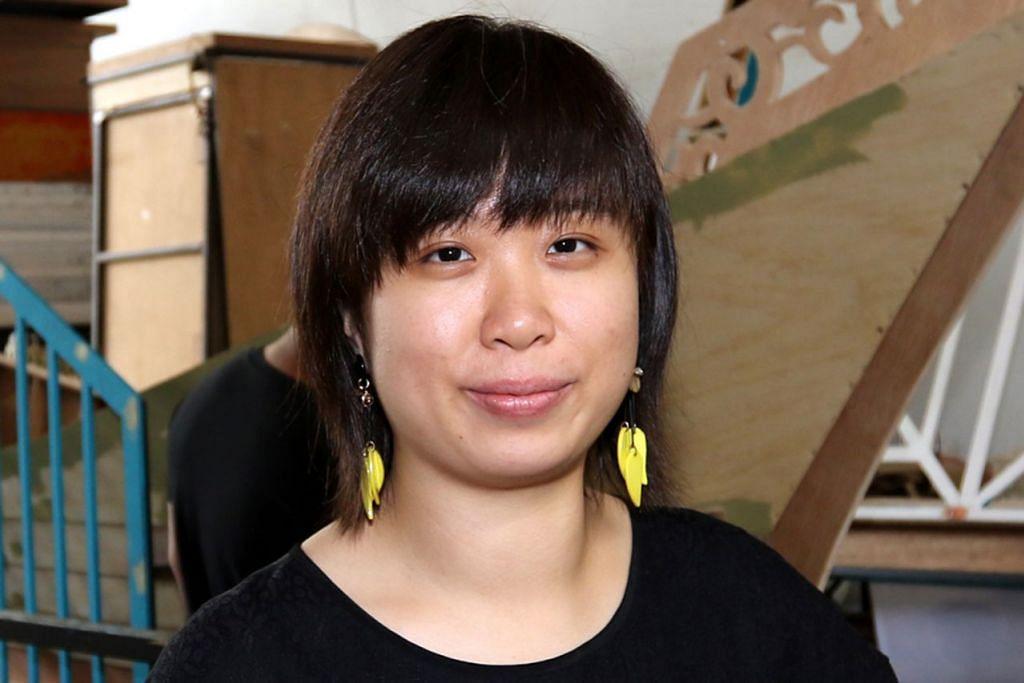 Cik Vanessa Tan. - Foto SHAHRIYA YAHAYA
