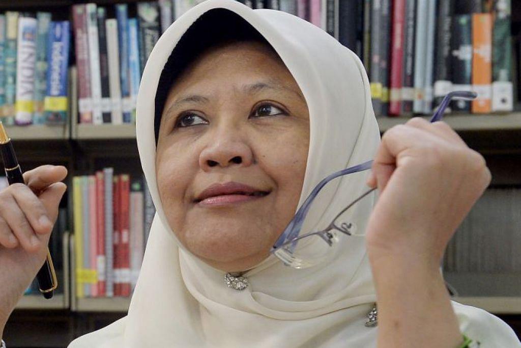 Wan Jumaiah Mohd Jubri.