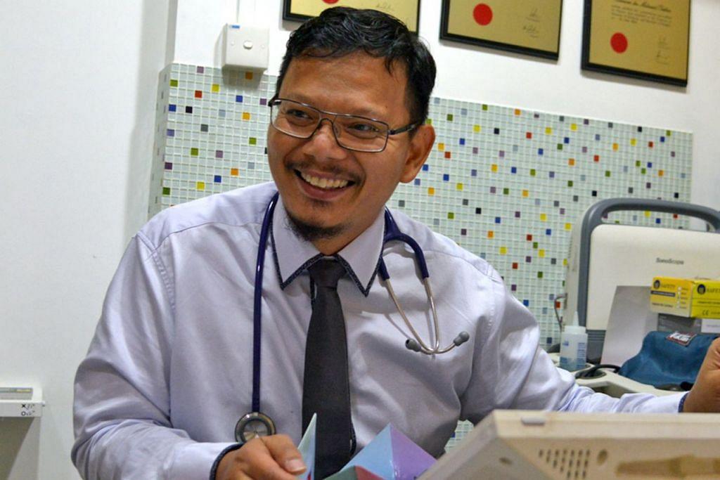 TANYA DOKTOR: Dr Zuraimie menggesa orang ramai mengajukan soalan kepada doktor sebelum menyebarkan maklumat berhubung perubatan.