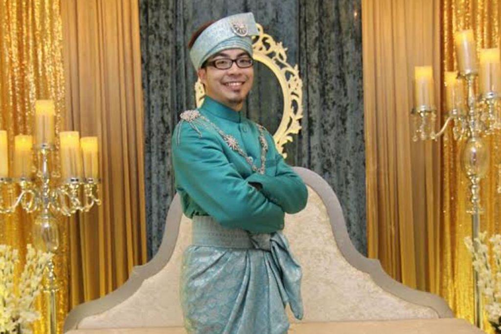 BAKAL SAMBUT RAYA: Encik Tan memeluk agama Islam tiga bulan lalu dan akan menyambut Hari Rayanya yang pertama. – Foto ihsan JASON TAN MENG THONG