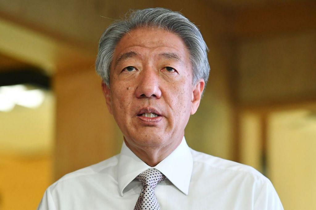 Timbalan Perdana Menteri Teo Chee Hean.