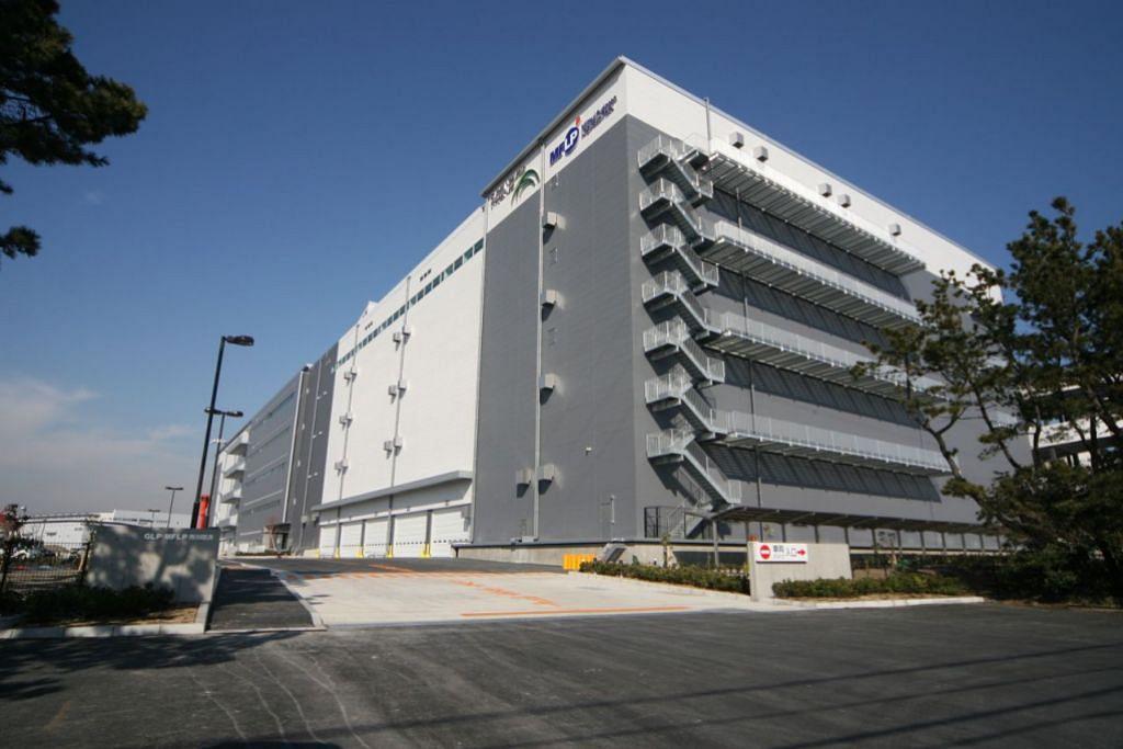 PORTFOLIO GLOBAL: Bangunan Global Logistics Properties (GLP) di Jepun ini merupakan antara kemudahan logistik di bawah portfolio syarikat tersebut. – Foto GLP