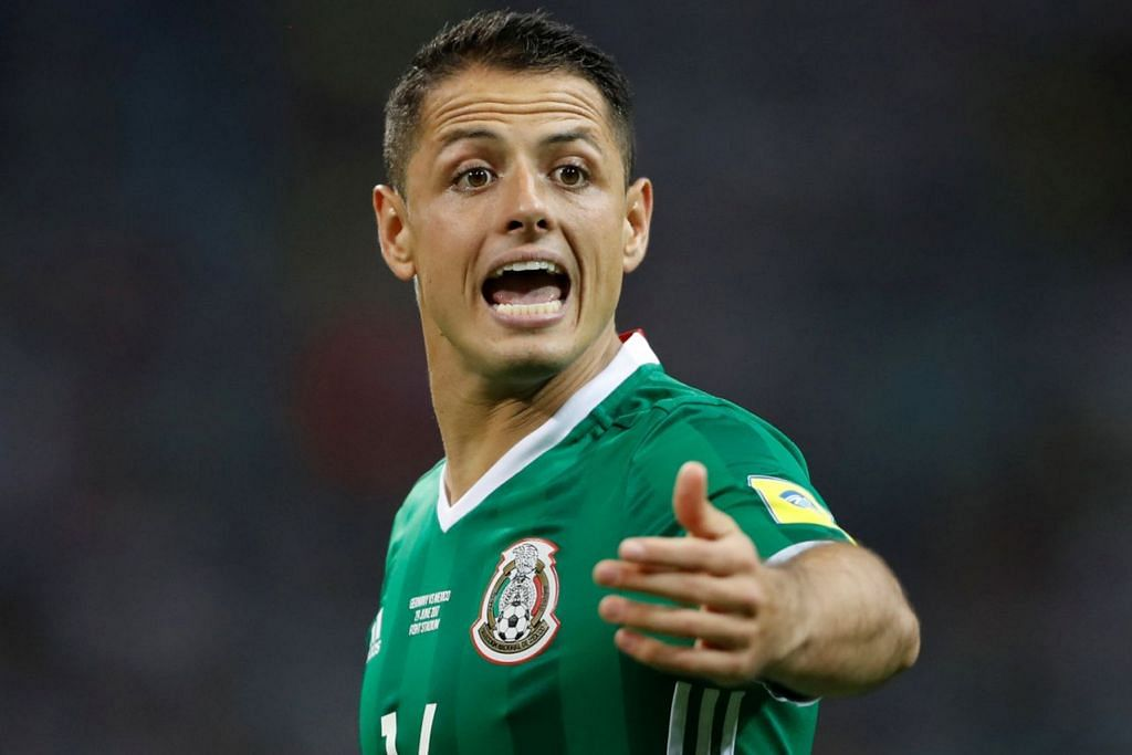 Javier Hernandez aka Chicharito.