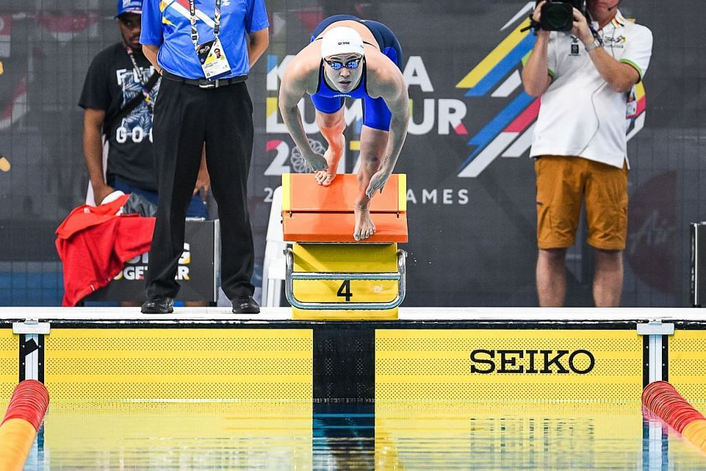 FOTO: Andy Chua/ Sports SG