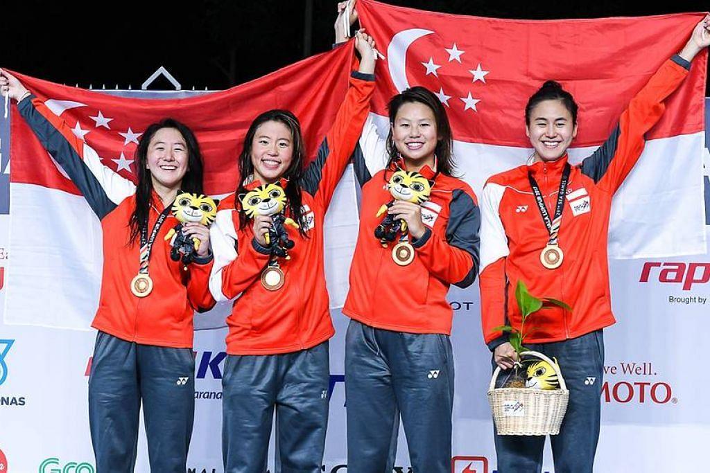 FOTO: Andy Chua/Sports SG