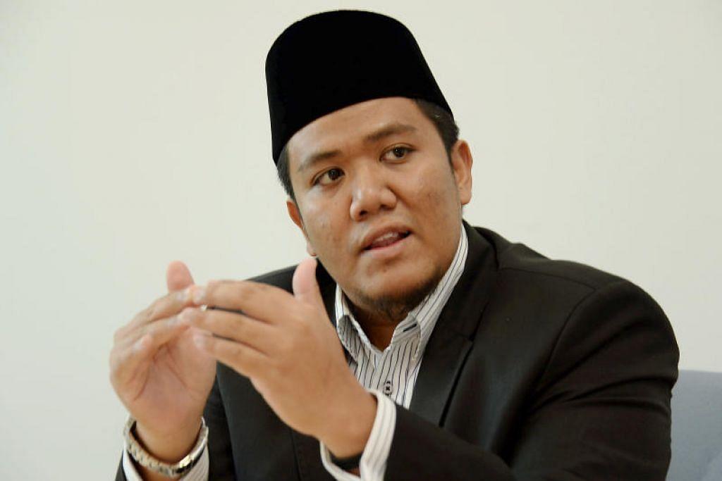 Ustaz Irwan Hadi Mohd Shuhaimy, Penolong Pengarah di Pejabat Mufti dan Pembangunan Asatiza, menjelaskan tentang persoalan suami mengasari isteri