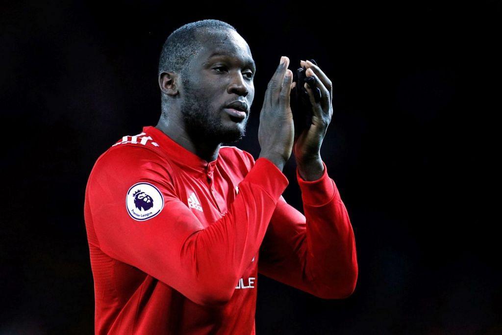 KEMBALI TAJAM: Penyerang utama Manchester United, Romelu Lukaku, menyumbatkan gol tunggal kemenangan pasukannya ke atas Bournemouth. – Foto REUTERS